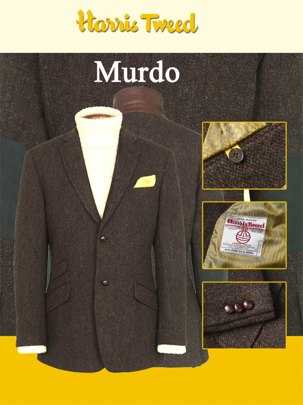 Harris Tweed Murdo