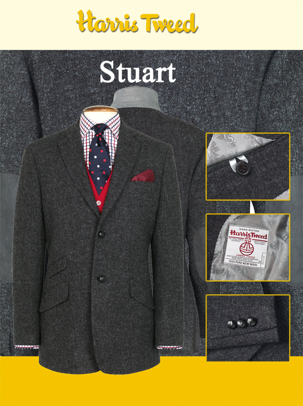 Harris Tweed Stuart